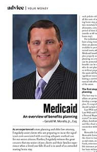Medicaid: An overview of benefits planning