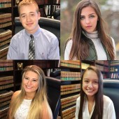MLG Welcomes Summer Intern Scholars!